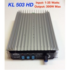 RM Italy KL 503 HD (High Drive) 300W Mobile  Linear Amplifier (20-30 mhz)