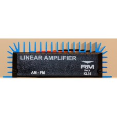 RM Italy KL 35 Mobile  Linear Amplifier (25-30 mhz)